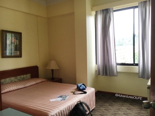 My Room at Jubilee Hotel