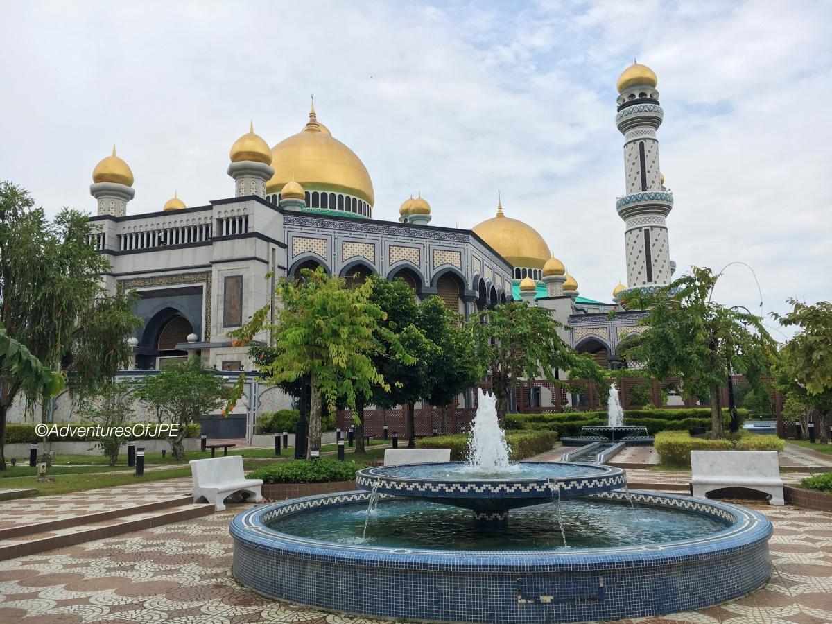 Borneo 2016, Part 2: Brunei Darussalam