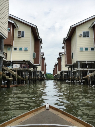 Kampong Ayer - New Houses