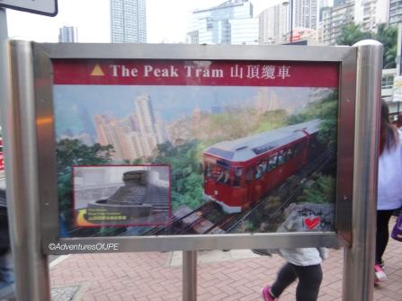 The Peak Tram Terminal