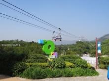 At Ngong Ping Village