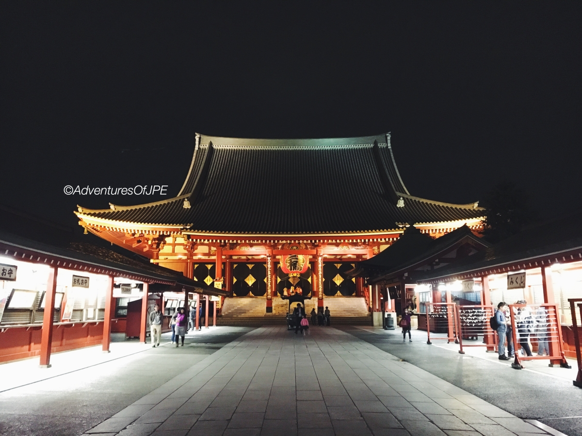 East Asia 2016, Part 2: Japan, Day 1