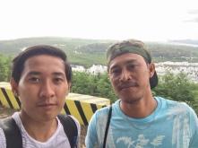 With Kuya Billy