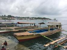 Boats to Malamawi Island